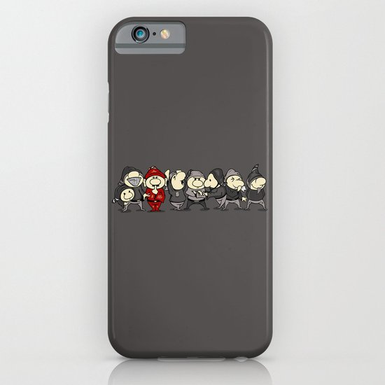 Red Dwarf iPhone & iPod Case