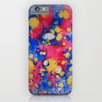 iPhone & iPod Case featuring Colour Mix I by ChrisKai