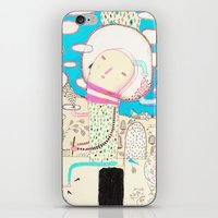 Be Led By Your Dreams iPhone & iPod Skin