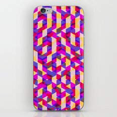 Myth Syzer - Neon (Pattern #12) iPhone & iPod Skin