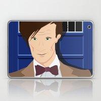 Doctor Who - Matt Smith Laptop & iPad Skin