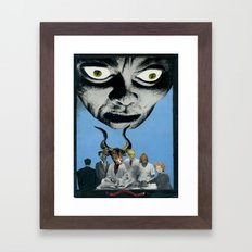 Golem A G0-Go Framed Art Print