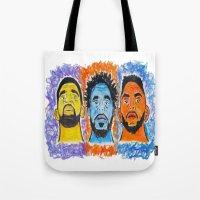 3 Kings Tote Bag