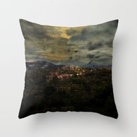 BAR#8061 Throw Pillow