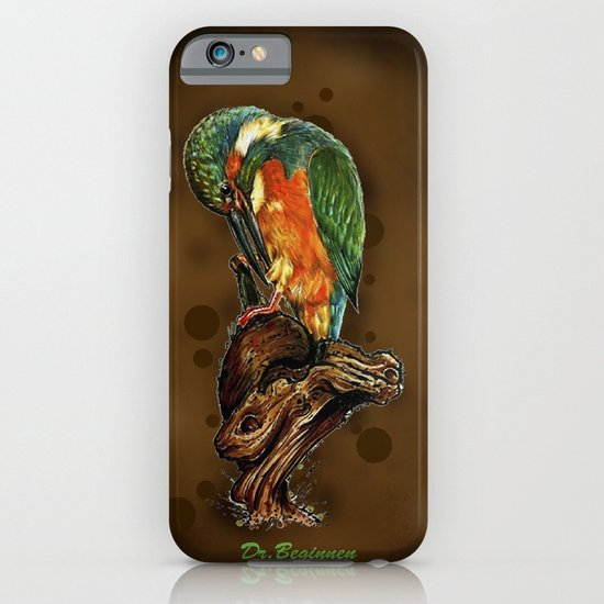 Drawing by Reeve Wong iPhone & iPod Case