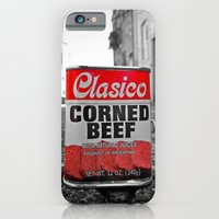 Classic corned beef iPhone 6 Slim Case