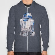 R2 D2 - Star Wars Hoody