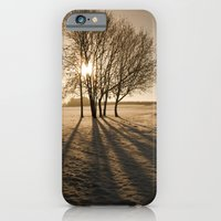 Long Shadows iPhone 6 Slim Case