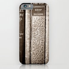 tatty books iPhone 6 Slim Case