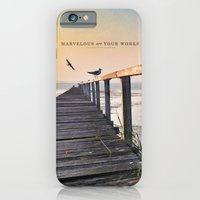 Ps 139:14 Marvelous Are … iPhone 6 Slim Case