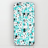 A.R.T.P.O.P. Iii I iPhone & iPod Skin