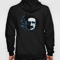Edgar Allan Poe Crows Hoody