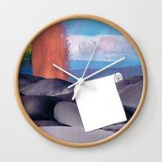 Spill Tool Wall Clock