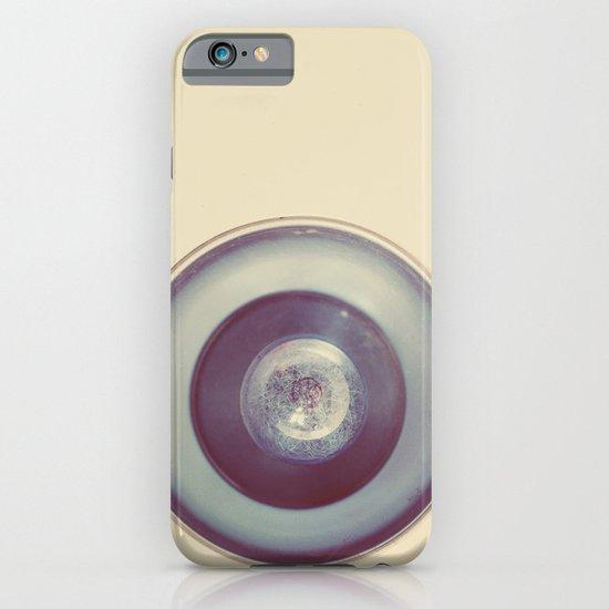 Blue Flash iPhone & iPod Case