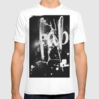 Faber Mens Fitted Tee White SMALL