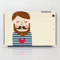 Bearded Sailor Lover iPad Case