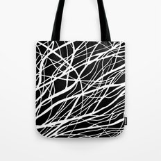 Tumble 2 Black Tote Bag