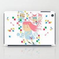 Polypop FlyGirl iPad Case