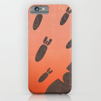 living with air strikes - an illustrated guide iPhone 6 Slim Case