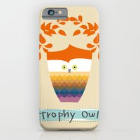 Trophy Owl iPhone 6 Slim Case