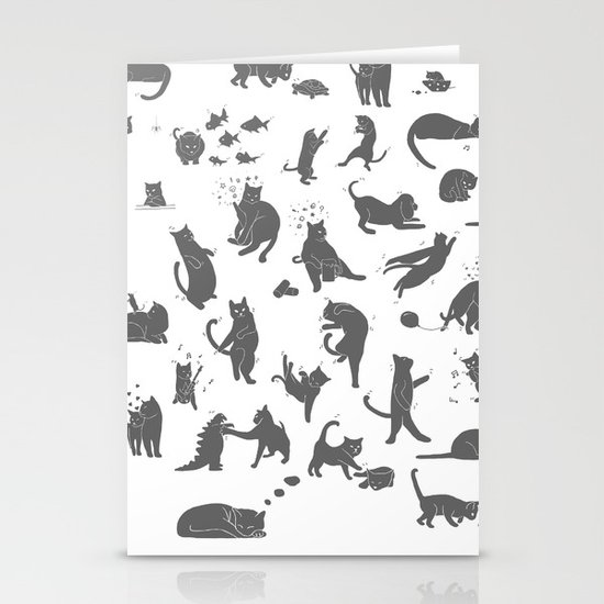 Dreaming Stationery Card