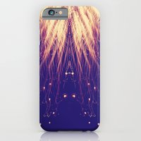 iPhone & iPod Case featuring Fire Hair by Josrick
