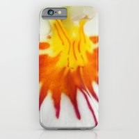 Painted Orchid iPhone 6 Slim Case