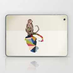 Walking Shadow, Monkey Laptop & iPad Skin