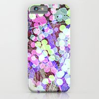 Dots & Leaves. iPhone 6 Slim Case