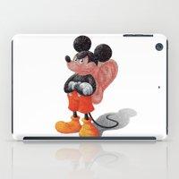Mickey's Third Ear  iPad Case