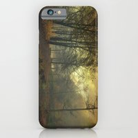 mystical pond iPhone 6 Slim Case