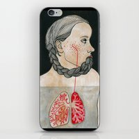 ikizler (twins) iPhone & iPod Skin