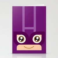 Adorable Hawkeye Stationery Cards