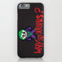The Dark Pixel iPhone 6 Slim Case