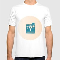 Creativity Inspirational… Mens Fitted Tee White SMALL