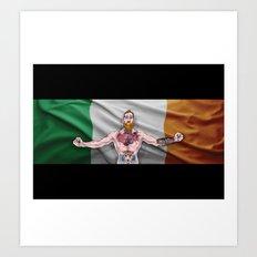 Conor  Art Print