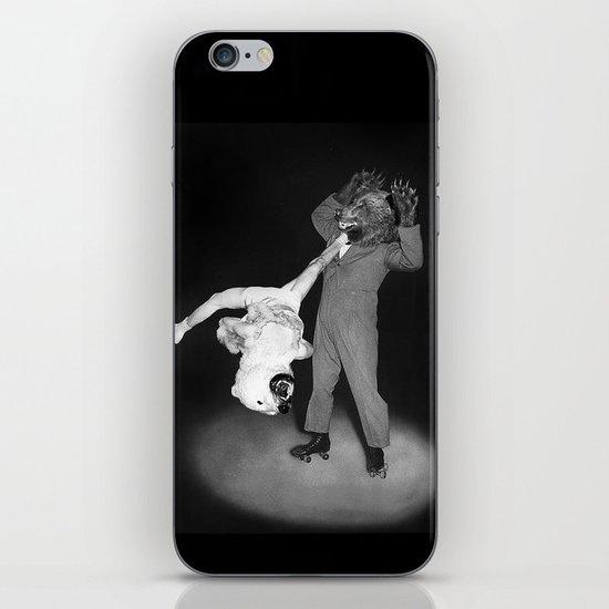 Roller Bears iPhone & iPod Skin