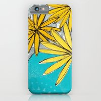 Summer Flowers iPhone 6 Slim Case