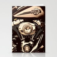 HD Brown tone Stationery Cards