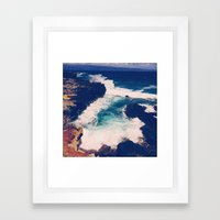 Hawaii 2 Of 2 Framed Art Print