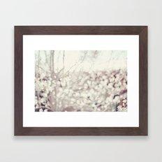 Spring Day Dream Framed Art Print