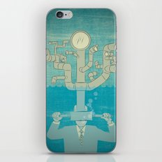 Eye Sea iPhone & iPod Skin