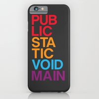 iPhone & iPod Case featuring The Method | Comp Sci Series by Nikki Singletary