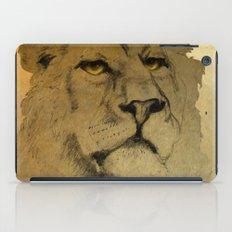 LION EYES iPad Case