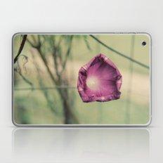 Curling in Purple Laptop & iPad Skin