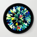 Everything is Perspective Wall Clock