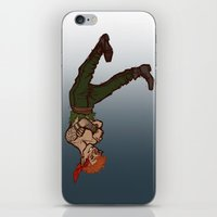 The Cleverness Of Me iPhone & iPod Skin