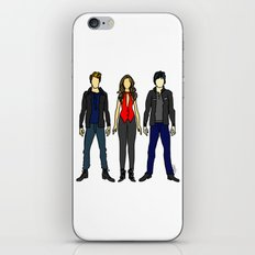 Outfits of Vamps iPhone & iPod Skin