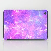 Pink Galaxy iPad Case