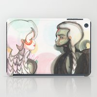 The Lovers iPad Case